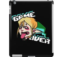 Link - GAME OVER iPad Case/Skin