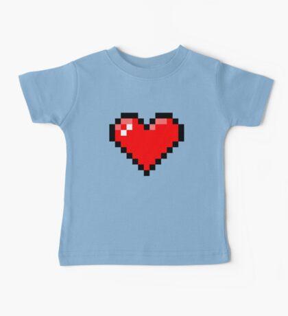 Heart Baby Tee