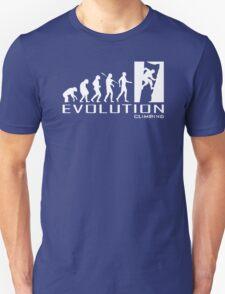 Climbing APE TO EVOLUTION Climb Indoor Outdoor T-Shirt