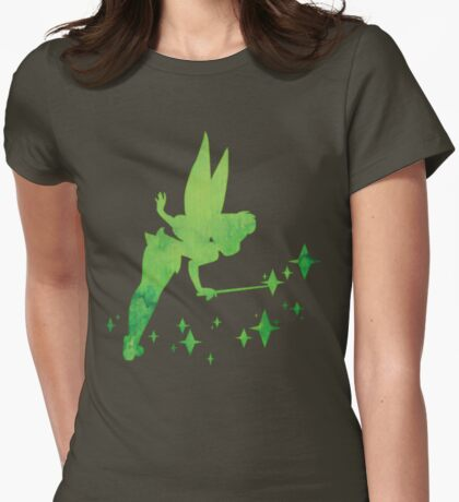Tink Womens Fitted T-Shirt