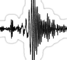 I Survived the Great East Coast Earthquake! Sticker