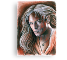 Glorfindel Canvas Print