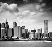 From Brooklyn to Manhattan by Peter Tachauer