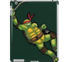 Red Rage iPad Case/Skin