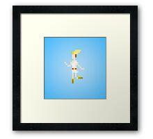 Hermes Framed Print