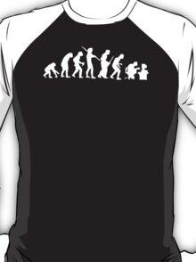 EVOLUTION OF A GEEK Computer T-Shirt