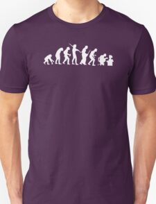 EVOLUTION OF A GEEK Computer T-Shirt