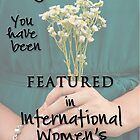 International Women&#x27;s Banner by Teresa Young