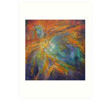 Nebula in Orion Art Print