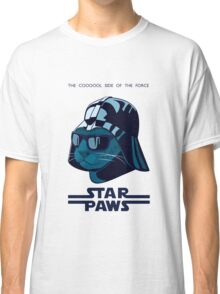 Darth Kitty - Imperial blue Classic T-Shirt