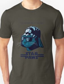 Darth Kitty - Imperial blue Unisex T-Shirt