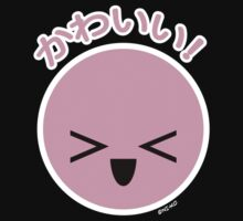 Kawaii Emoticon by Nikki Niceley
