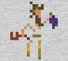 Dionysus One Piece - Long Sleeve