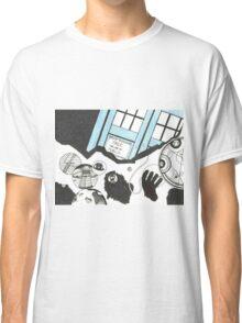 The Medusa Cascade Classic T-Shirt