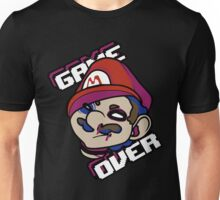 Mario - GAME OVER Unisex T-Shirt