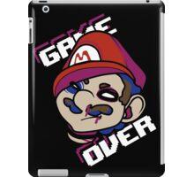 Mario - GAME OVER iPad Case/Skin