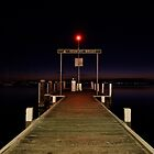 Red Dot Wharf - Belmont Bay by Park Lane  Photography