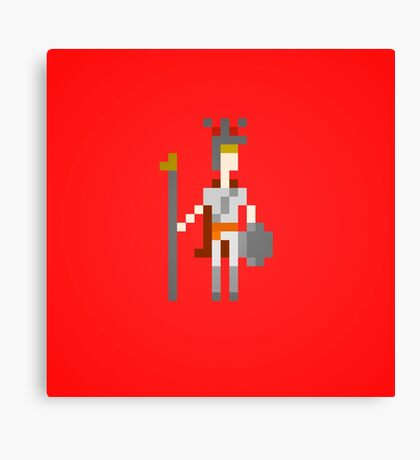 Ares Canvas Print