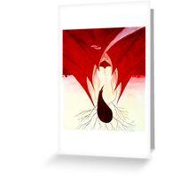Enchantress Greeting Card