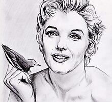 Marilyn Monroe by jos2507