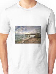 Atlantic Jetty  Unisex T-Shirt