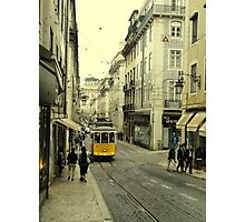 Tram 28 Photographic Print