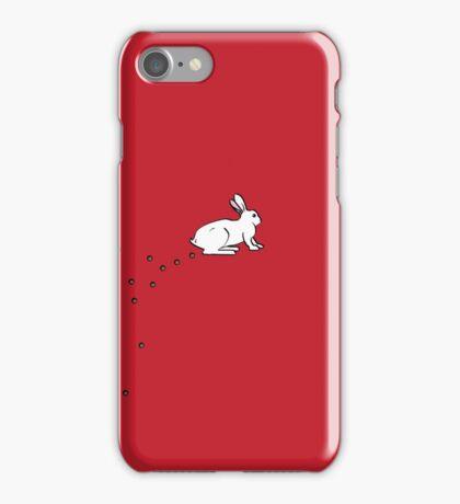 Rabbit Poop (Hraka) iPhone Case/Skin