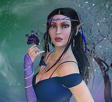 Elvin Woman by Marisa Stanton
