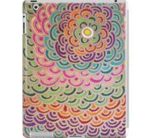 Mermaid Scale Mandala iPad Case/Skin