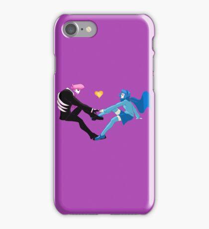 Lewis and Vivi iPhone Case/Skin