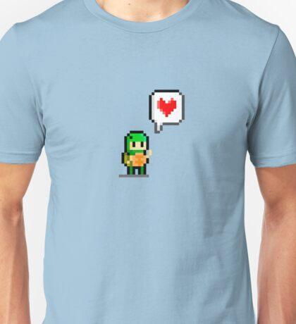 Turtle Love Unisex T-Shirt
