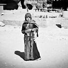 Jordanian Girl by petitejardim