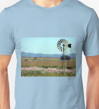 Ventersburg se kosmos/Cosmosflowers in Ventersburg Unisex T-Shirt