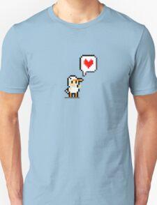 Ducky Love Unisex T-Shirt