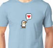 Ducky Love Unisex T-Shirt