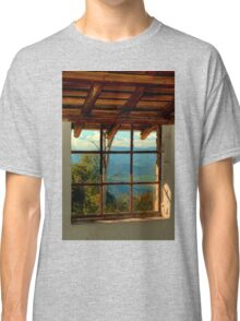 0648 Through the Window Classic T-Shirt