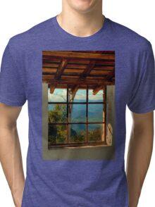 0648 Through the Window Tri-blend T-Shirt
