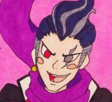 Gundham Tanaka-Be Happy! Sticker