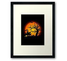 Halloween Nights Framed Print