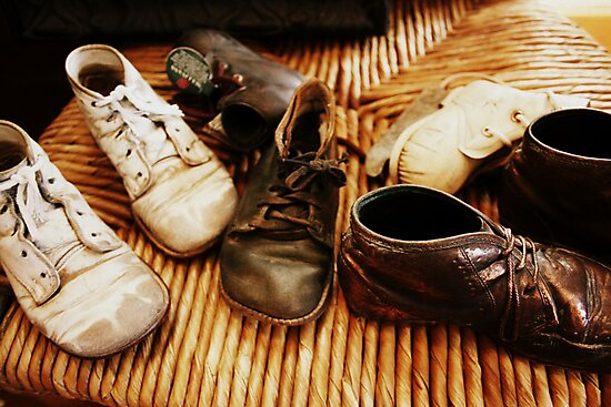 Baby Steps by luckylarue