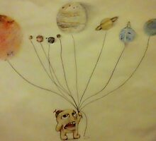 Solar Balloons by sp0nge