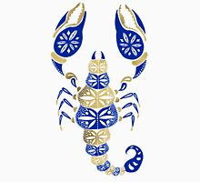 Scorpion – Navy & Gold Unisex T-Shirt