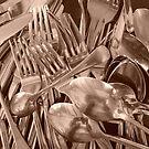 Cutlery by Joan Wild