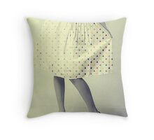 No Standing....Only Dancing! Throw Pillow