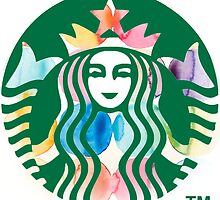 Starbucks by cassiepdesigns