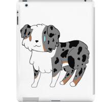 Australian Shepherd  iPad Case/Skin