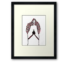 The Bringer of the Dying of the Light Framed Print