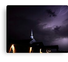 Gateway To The Heavens Canvas Print