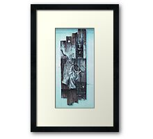 Intersection Number One Framed Print
