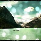 lake Louise by Sandrine Pelissier